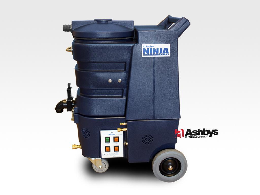 Ashby's Ninja Machine