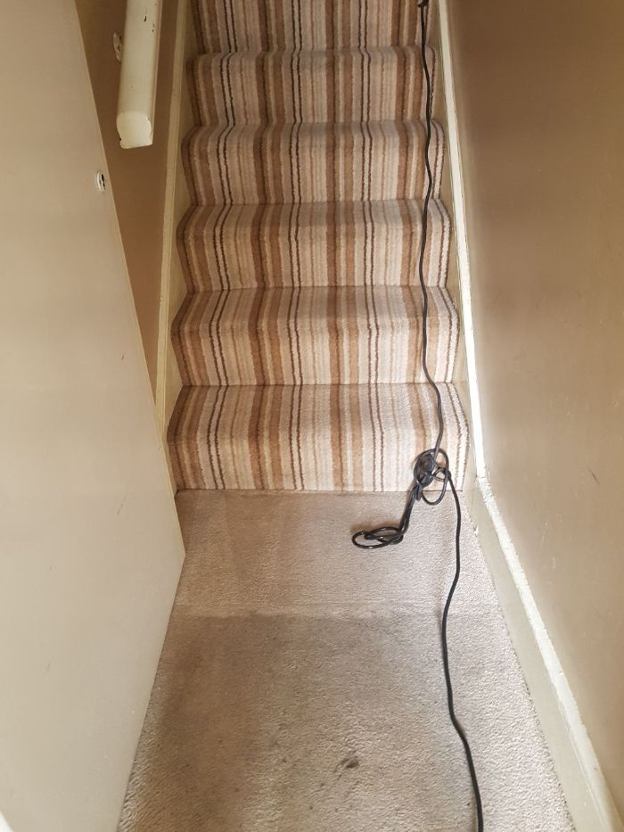 Carpet cleaning London